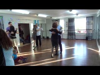 Зимний Weekend 2017. Школа Аргентинского танго.