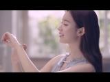 Beautiful! Han Hyo Joo LG Saga of Show Bubble mask pack, water fountain cream