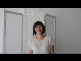 Ladies in boho-chic: стилист проекта Юля Сикачёва... только от «станка»)))