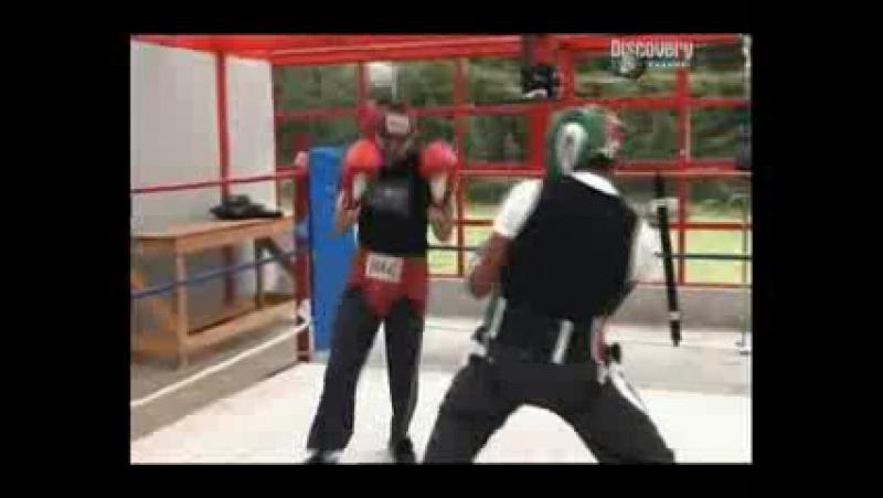 Тайны боевых искусств: Мексика / Бокс
