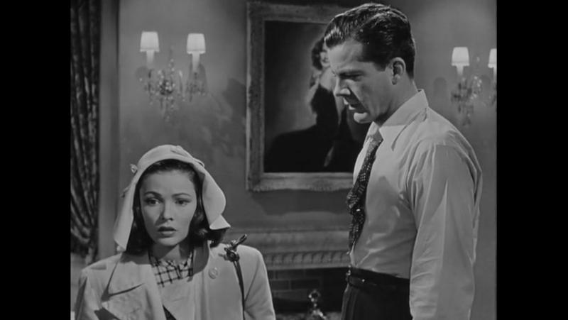 Laura (1944) Gene Tierney, Dana Andrews, Clifton Webb