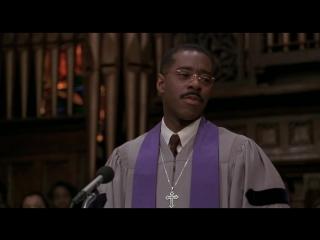 Жена священника / the preacher's wife (фэнтези, мелодрама, комедия, семейный сша 1996)
