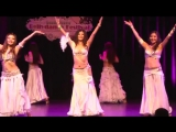 Amira Dance Group (Malaysia) _ Summer Bellydance Festival 2014 _ 1st place at th1989