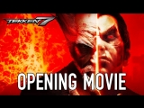 Tekken 7 - PS4⁄XB1⁄PC - The Mishima feud (Official Opening Movie)