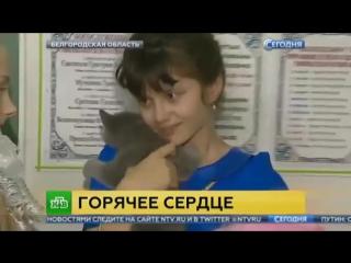10-летняя девочка спасла из горящего дома пять младших братьев и сестер! (VHS Video)