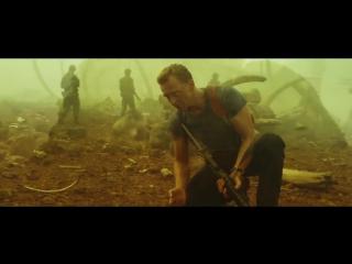Кинг Конг: Остров черепа (Kong: Skull Island) (2017) трейлер русский язык HD / Кин Конг остров черипа /