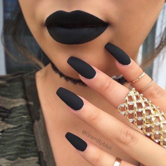 Матовое покрытие для ногтей -