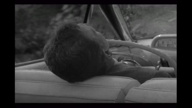 Авария / Breakdown (1955) (Альфред Хичкок представляет / Alfred Hitchcock Presents / Сезон 1/Эпизод 7).Режиссер: Альфред Хичкок.