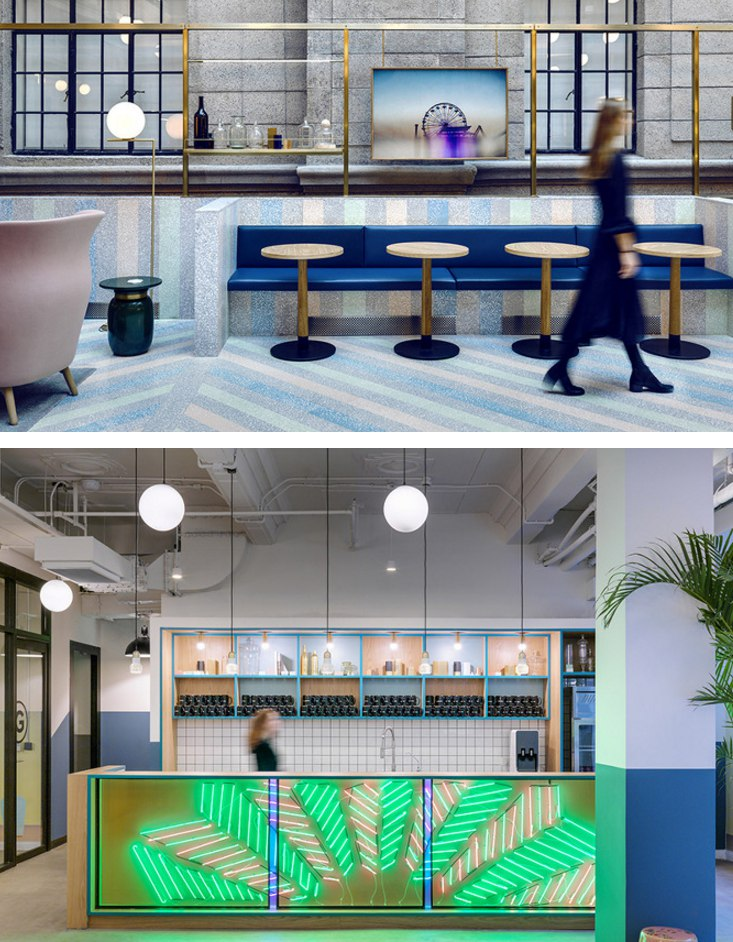 #Work #office hub in #China  linehouse transforms