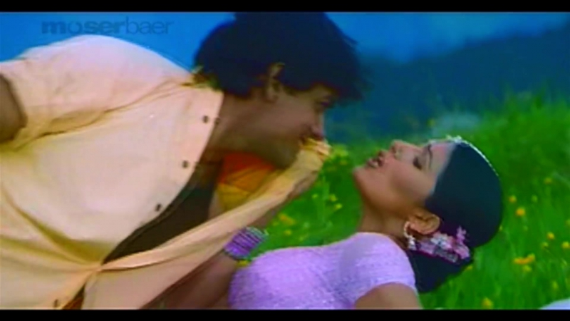 ♫Роковой праздник Mela - Tujhe Rab Ne Banaya Hai Kamaal ♫ Твинкл Кханна и Аамир Кхан (Retro Bollywood)