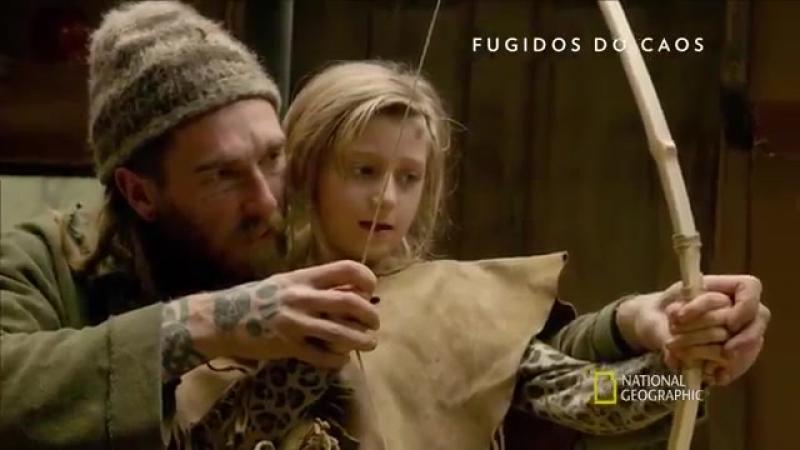 Fugidos do Caos 3 Temporada Episódio 5 A primeira caçada de Briar