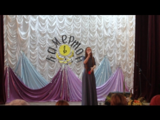 """А напоследок я скажу"" - Валентина Пономарева ( кавер Виктория Горбатенко )"