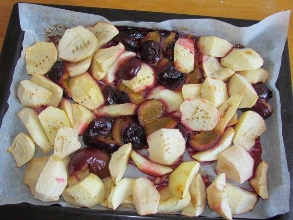 Яблочно-сливовая пастила. Об этом традиционном русском лакомстве почему-то