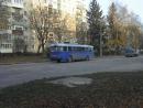 Найстаріший лінійний тролейбус в Тернополі 080