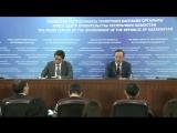 Пресс-конференция на тему- «О ходе реализации Послания Президента РК» 18