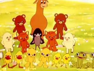 Мультфильмы для детей от 5 лет - Путаница (1982) Сказка Чуковского