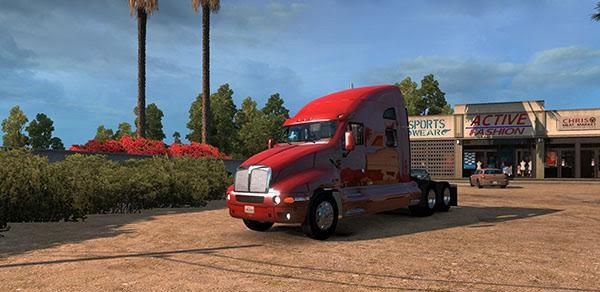 Kenworth T2000 ATS Sn4k3r Edit