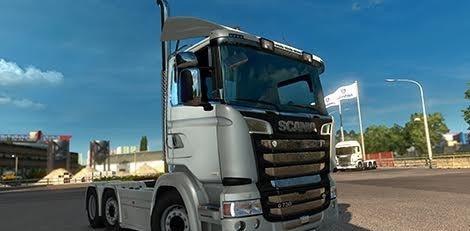 Грузовик Scania G v1.0