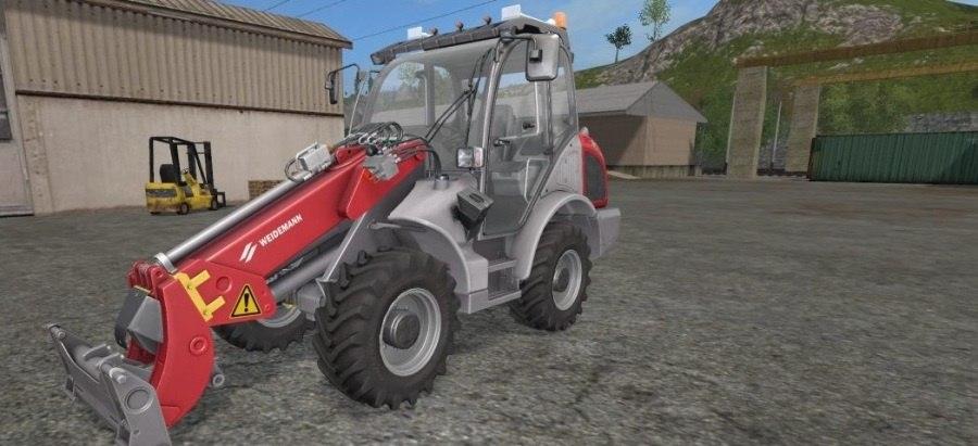 Weidemann 3080 CX80T