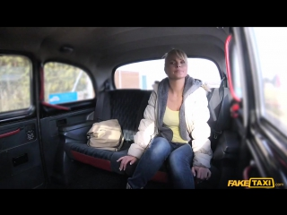 Kathy anderson milf rides czech cock for free ride all sex, blonde, blowjob, public, sex in car, hardcore