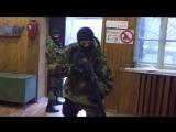 Освобождение заложников постановка режиссёр Макаров ч2