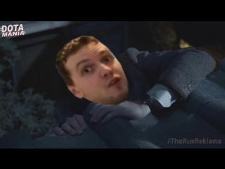 Папич снялся в рекламе сникерса