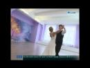"""Бэтмен с телеканала """"Санкт-Петербург""""  вальсирует под музыку Штрауса"""