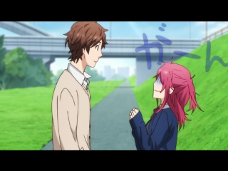 Nijiiro Days / Радужные деньки  11 серия  Озвучивание: Eladiel & Absurd