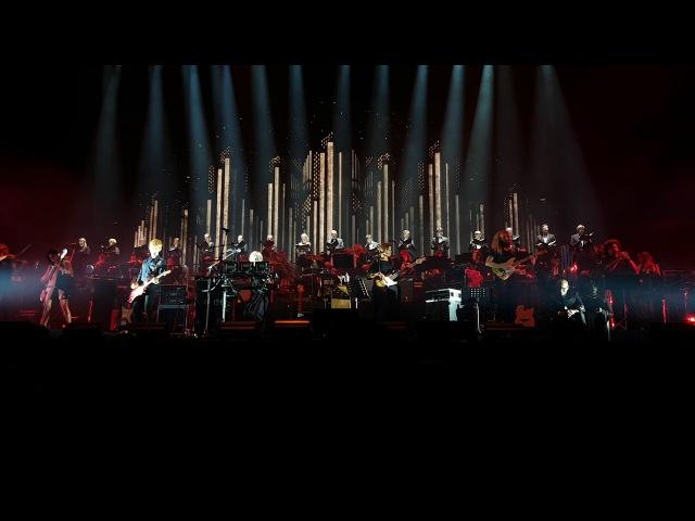 Hans Zimmer Live on Tour 2017 O2 Prague Interstellar (1080p HD)