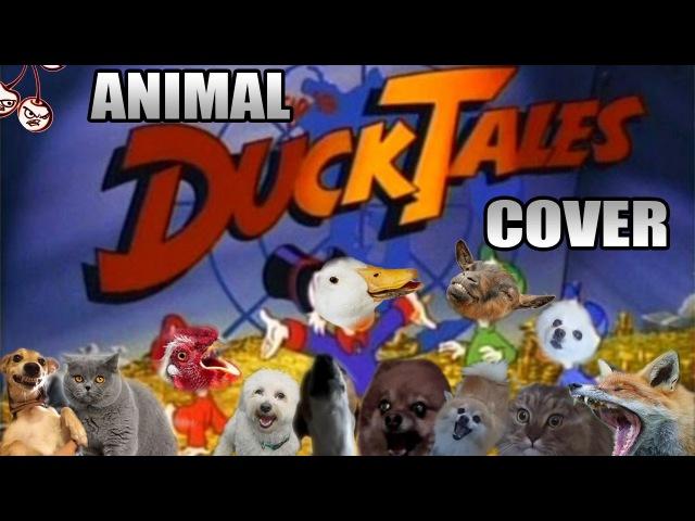 Duck Tales Animal Cover Only Animal Sounds смотреть онлайн без регистрации