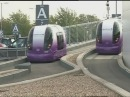 Personal transport pods unveiled at Heathrow Airport