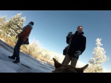 GoPro Our Snowy Wedding (from our dog's perspective)