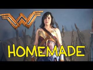Wonder Woman - Homemade Shot for Shot