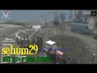 Spintires МТЗ 1221,К 700а, К700м