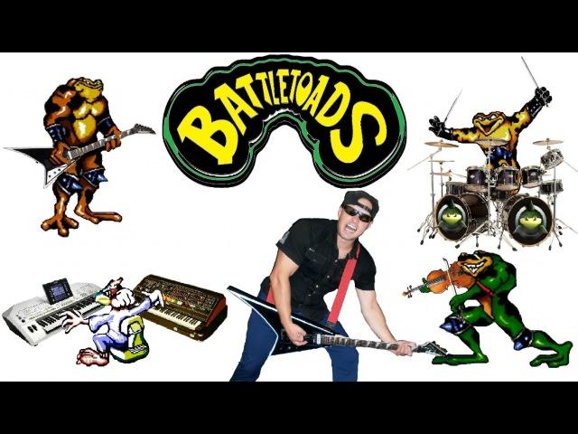 Озвучка Battletoads от В. К. Режиссёрская версия.