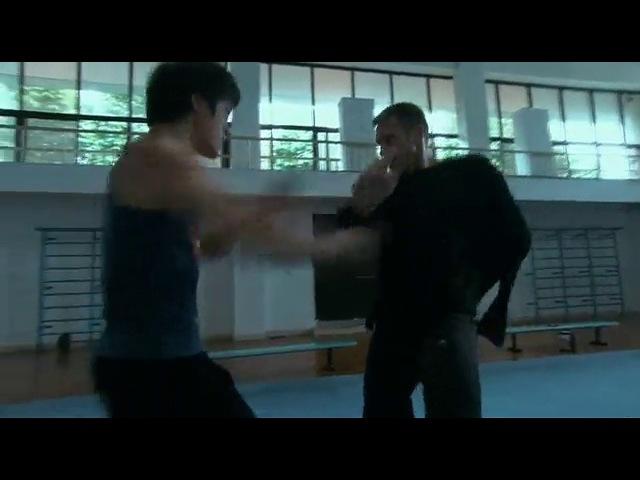 Легендарный поединок Bruce Lee vs Frank W. Dux - американское Jeet Kune-Do