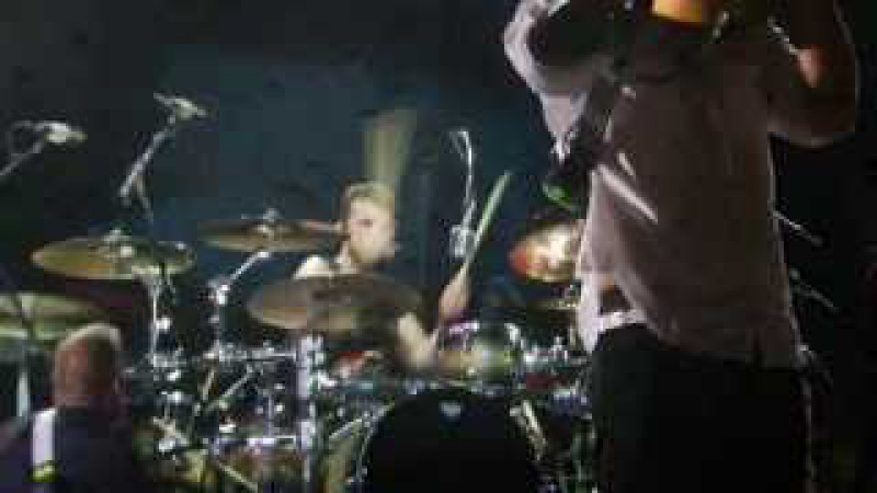 Chalk Outline Home Lose Yourself Three Days Grace@Hersheypark PA Stadium 9/1/12