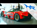 Pure Rotary Sound Mazda 767B with BEAUTIFUL ENGINE BLIPS