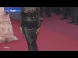 Shayk it off! Irina shows incredible post baby body in Cannes