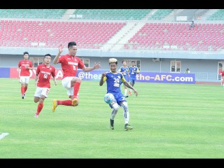 Yadanarbon FC vs Than Quang Ninh (AFC Cup 2017 : Group Stage)