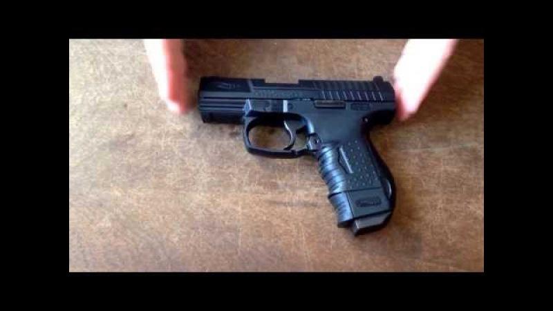 Пневматический пистолет Umarex CP99 Compact