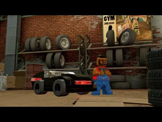 LEGO Dimensions Official Meet That Hero: Sonic The Hedgehog Introduces Knight Rider Trailer