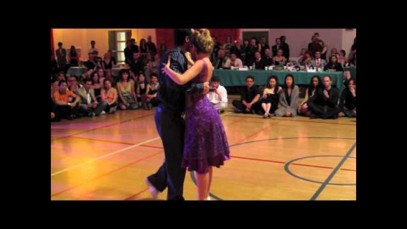 Pablo Rodriguez Noelia Hurtado SMITH 2011 Tango Festival (2 tango)