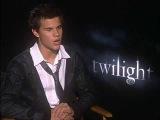 Twilight's Taylor Lautner - Exclusive Interview