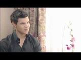 Taylor Lautner The Twilight Saga New Moon Interview.