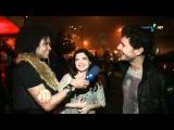 TV Fama  Vanessa Giacomo e Daniel de Oliveira falam sobre a fam
