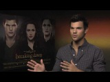 Taylor Lautner Interview -- The Twilight Saga Breaking Dawn - Part 2  Empire Magazine