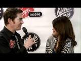 Jingle Ball 2010 Selena Gomez Interview w Dave Ryan