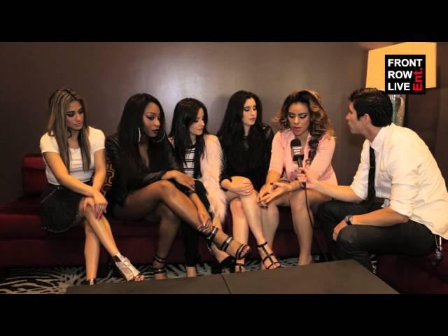 Fifth Harmony talk tour involvement, Kid Ink Spanish music w/ @RobertHerrera3