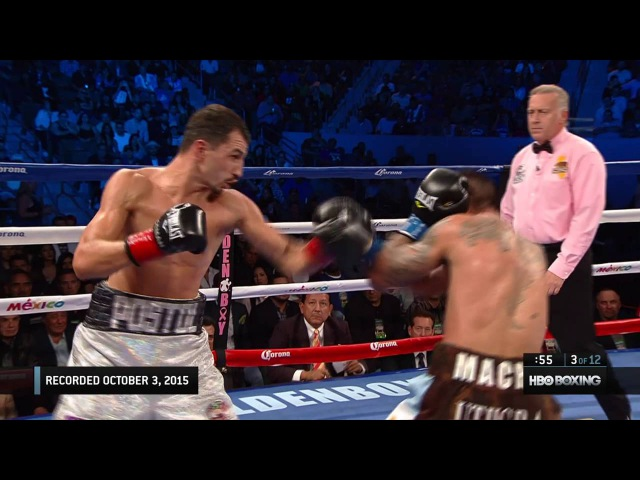 Matthysse vs. Postol 2015 – Full Fight (HBO Boxing)